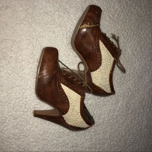 not rated Oxford heels